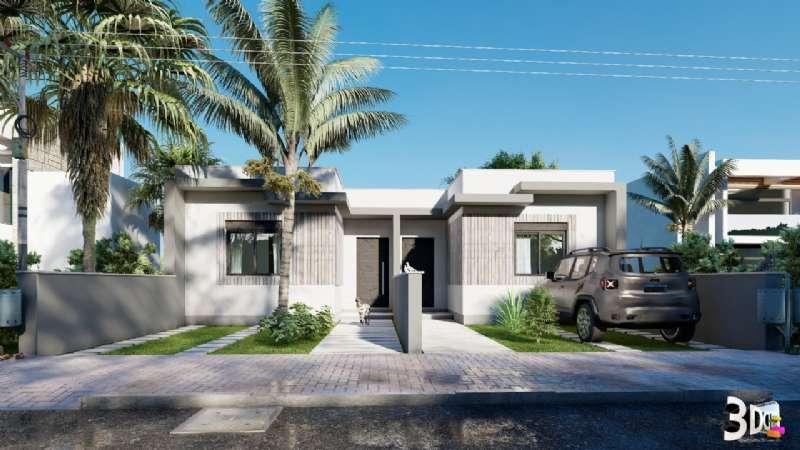 Casa 2d  no bairro Parque da Matriz em Cachoeirinha - Mendes Imóveis - Bom Sucesso | Gravataí - RS
