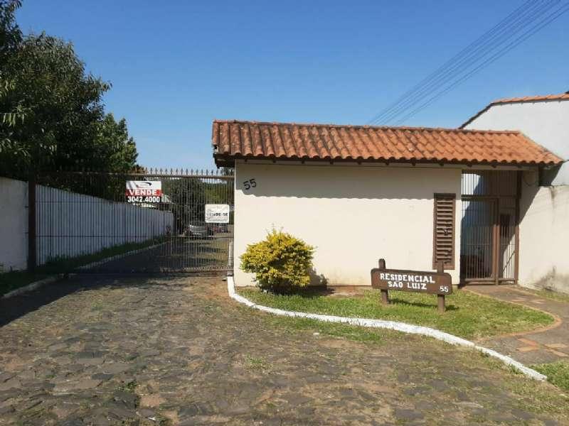 Casa em Condomínio 2d  no bairro São Luiz em Gravataí - Mendes Imóveis - Bom Sucesso | Gravataí - RS