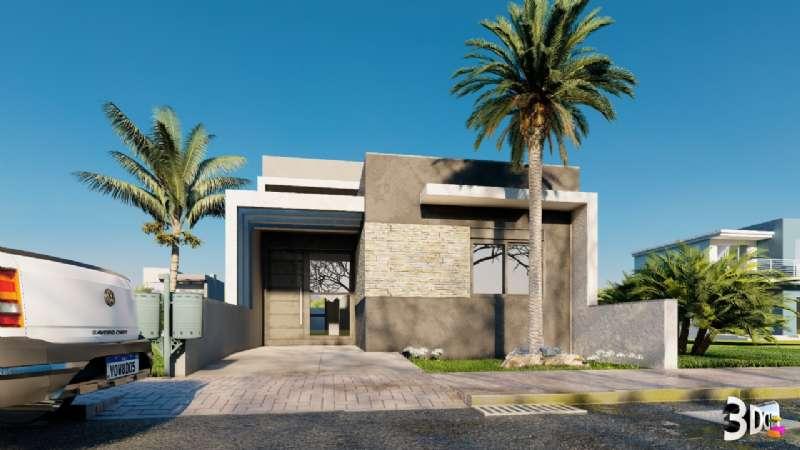 Casa em Condomínio 3d  no bairro Res. Rondon em Gravataí - Mendes Imóveis - Bom Sucesso | Gravataí - RS
