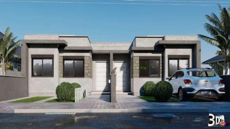 Casa 2d  no bairro Bela Vista em Gravataí - Mendes Imóveis - Bom Sucesso | Gravataí - RS