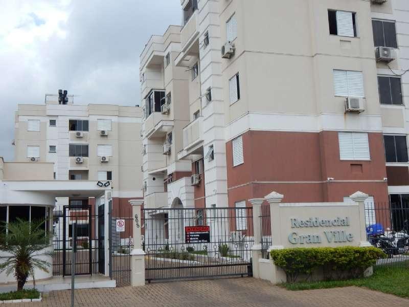 Apartamento 2d  no bairro Santa Fé em Gravataí - Mendes Imóveis - Bom Sucesso | Gravataí - RS